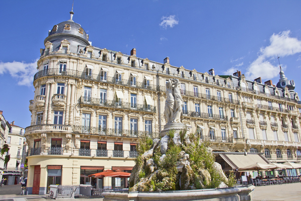 residence-etudiante-leclemenceau-montpellier:place comedie