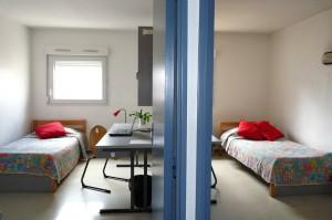 residence-etudiante-leclemenceau-montpellier:studiodoublechambre